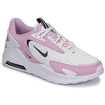 Obuća Žene  Niske tenisice Nike AIR MAX MOTION 3 Bijela / Ružičasta