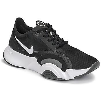 Obuća Žene  Multisport Nike SUPERREP GO Crna / Bijela