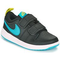Obuća Dječak  Niske tenisice Nike PICO 5 PS Crna / Blue