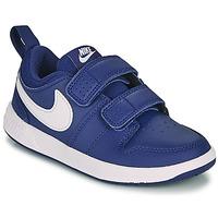 Obuća Dječak  Niske tenisice Nike PICO 5 PS Blue / Bijela