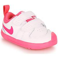 Obuća Djevojčica Niske tenisice Nike PICO 5 TD Bijela / Ružičasta