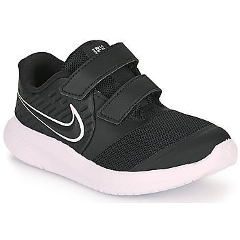 Obuća Djeca Multisport Nike STAR RUNNER 2 TD Crna / Bijela