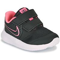 Obuća Djevojčica Multisport Nike STAR RUNNER 2 TD Crna / Ružičasta