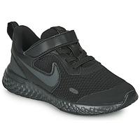 Obuća Djeca Multisport Nike REVOLUTION 5 PS Crna