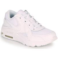 Obuća Djeca Niske tenisice Nike AIR MAX EXCEE PS Bijela