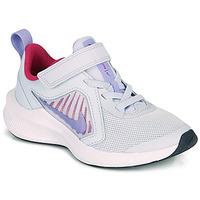 Obuća Djevojčica Multisport Nike DOWNSHIFTER 10 PS Blue / Ljubičasta