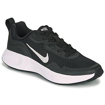 Obuća Djeca Multisport Nike WEARALLDAY GS Crna / Bijela