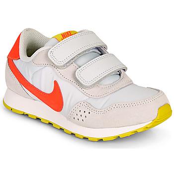 Obuća Djevojčica Niske tenisice Nike MD VALIANT PS Bež / Red