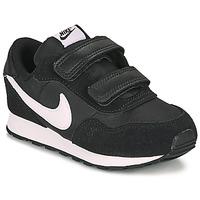 Obuća Djeca Niske tenisice Nike MD VALIANT TD Crna / Bijela