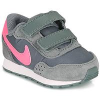 Obuća Djevojčica Niske tenisice Nike MD VALIANT TD Siva / Ružičasta