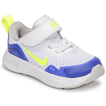 Obuća Djeca Multisport Nike NIKE WEARALLDAY Bijela / Blue / Zelena