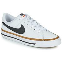 Obuća Djeca Niske tenisice Nike NIKE COURT LEGACY Bijela / Crna