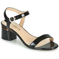 Obuća Žene  Balerinke i Mary Jane cipele JB Martin MALINA Crna