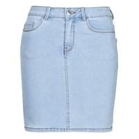 Odjeća Žene  Suknje Vero Moda VMHOT SEVEN Blue / Svijetla