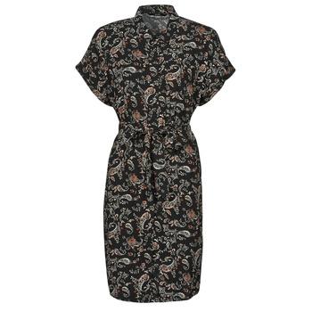 Odjeća Žene  Kratke haljine Vero Moda VMSIMPLY EASY Crna