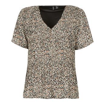 Odjeća Žene  Topovi i bluze Vero Moda VMELIN Bež