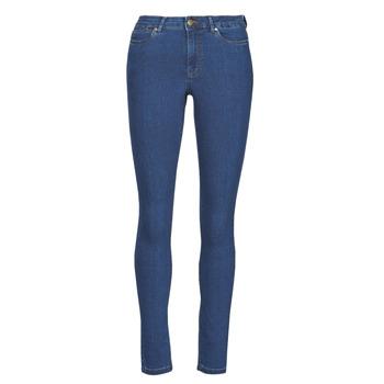 Odjeća Žene  Slim traperice Vero Moda VMJUDY Blue