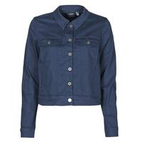 Odjeća Žene  Traper jakne Vero Moda VMHOTSOYA Blue