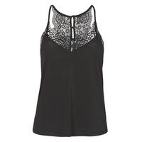 Odjeća Žene  Majice s naramenicama i majice bez rukava Vero Moda VMANA Crna