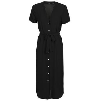 Odjeća Žene  Kratke haljine Vero Moda VMSAGA Crna