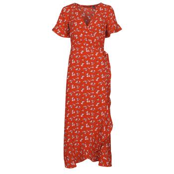 Odjeća Žene  Duge haljine Vero Moda VMSAGA Red