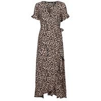 Odjeća Žene  Duge haljine Vero Moda VMSAGA Bež