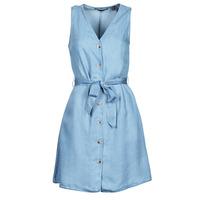 Odjeća Žene  Kratke haljine Vero Moda VMVIVIANA Blue / Svijetla