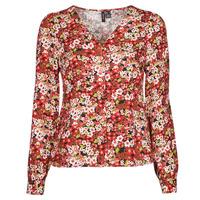 Odjeća Žene  Košulje i bluze Vero Moda VMSIMPLY EASY Red