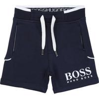 Odjeća Dječak  Bermude i kratke hlače BOSS NOLLA Blue