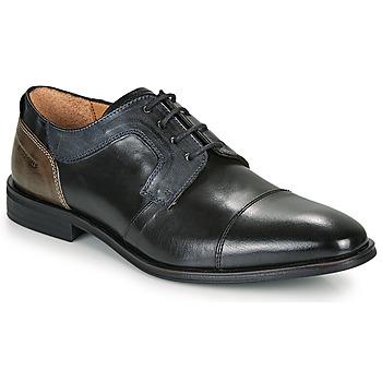 Obuća Muškarci  Derby cipele Redskins WINDSOR Crna / Siva