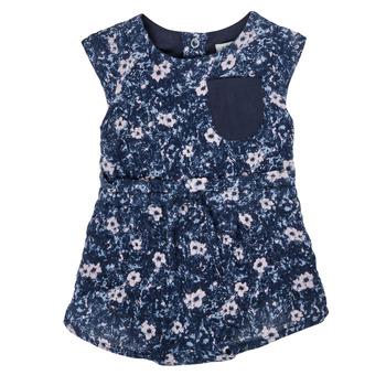 Odjeća Djevojčica Kombinezoni i tregerice Ikks XS33010-48 Blue