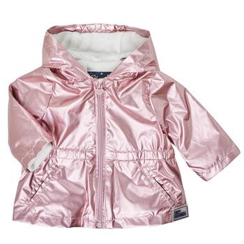 Odjeća Djevojčica Parke Ikks XS42010-31 Ružičasta