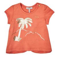 Odjeća Djevojčica Majice kratkih rukava Ikks XS10080-67 Narančasta
