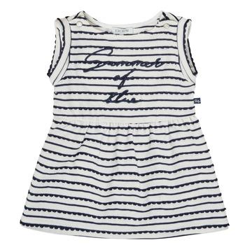 Odjeća Djevojčica Kratke haljine Ikks XS30030-19 Multicolour