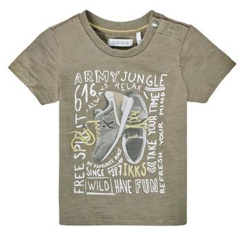 Odjeća Dječak  Majice kratkih rukava Ikks XS10141-57 Kaki