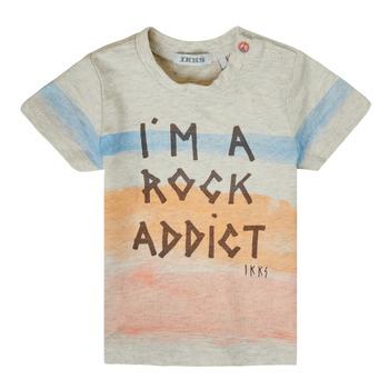 Odjeća Dječak  Majice kratkih rukava Ikks XS10061-60 Multicolour