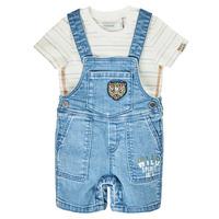 Odjeća Dječak  Kombinezoni i tregerice Ikks XS37011-84 Blue