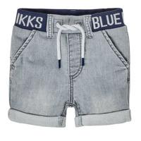 Odjeća Dječak  Bermude i kratke hlače Ikks XS25011-94 Siva