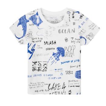 Odjeća Dječak  Majice kratkih rukava Ikks XS10021-19 Multicolour
