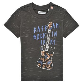 Odjeća Dječak  Majice kratkih rukava Ikks XS10091-27 Siva