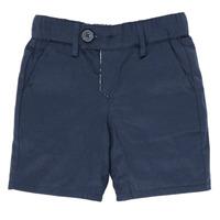 Odjeća Dječak  Bermude i kratke hlače Ikks XS25021-45 Blue