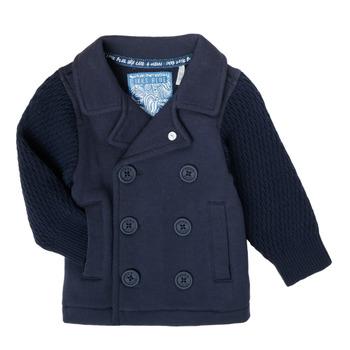 Odjeća Dječak  Veste i kardigani Ikks XS17001-48 Blue