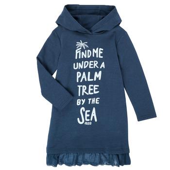 Odjeća Djevojčica Kratke haljine Ikks XS30092-48-J Blue