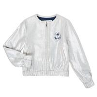 Odjeća Djevojčica Jakne i sakoi Ikks XS17042-18-J Srebrna
