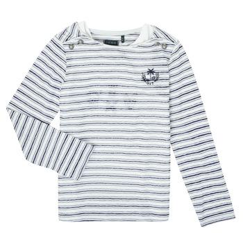 Odjeća Djevojčica Majice dugih rukava Ikks XS10052-19-J Multicolour
