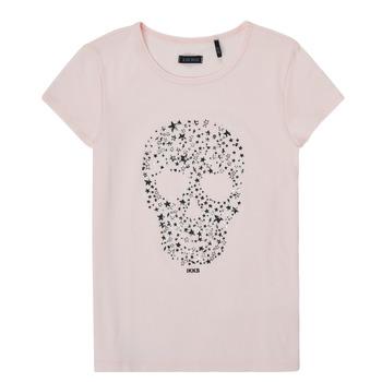 Odjeća Djevojčica Majice kratkih rukava Ikks XS10492-31-C Ružičasta