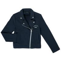 Odjeća Djevojčica Veste i kardigani Ikks XS17072-48-C Blue