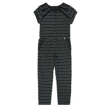 Odjeća Djevojčica Kombinezoni i tregerice Ikks XS32012-02-C Crna