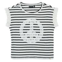 Odjeća Djevojčica Majice kratkih rukava Ikks XS10022-19-C Multicolour