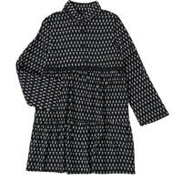 Odjeća Djevojčica Kratke haljine Ikks XS30002-02-C Crna